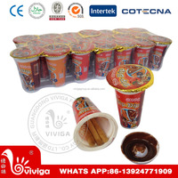 Hot sale 8g Chocolate Cup Stick Biscuit