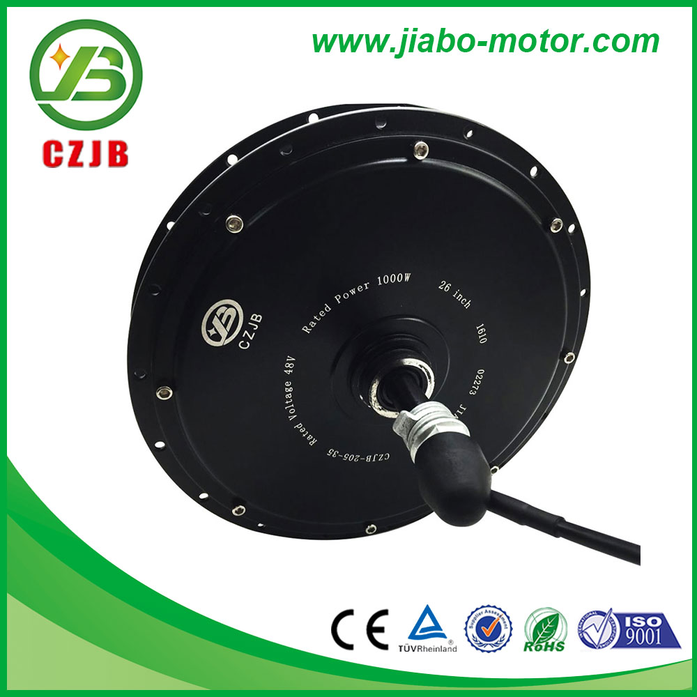 CZJB JB-205/35 48v 1000w electric bicycle brushless hub motor