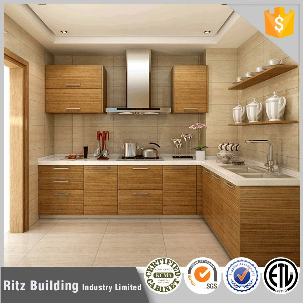 Project use kitchen cabinets made in china buy china for Made to order kitchen cabinets