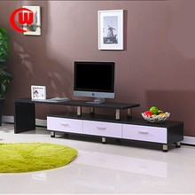 National package promotional authentic telescopic simple multi-function TV cabinet