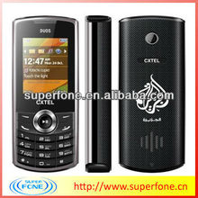 Hot Model 2233 dual sim 2012 new cell phone 2.0 inch big battery 1600MAH