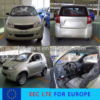 EEC smart Electric car factory with two doors of best price