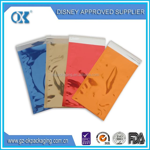 Custom print pe polybag/pe mailing bag/pe envelope bag