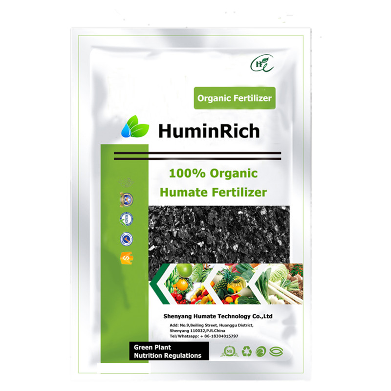 Huminrich Best Prices Stimulators Roots Organo Organo-Mineral Fertilizer