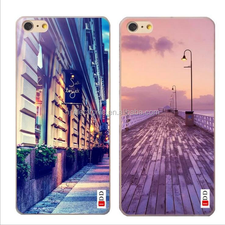 2016 HOT! Ultrathin color printing Graffiti TPU skin Cartoon cell phone case /High Quality mobile phone cover