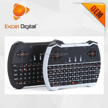 2016 new mini wireless keyboard for sharp smart tv