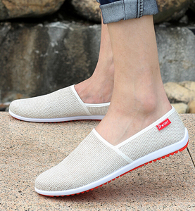 2016 new products comfortable wholesale canvas shoes for men