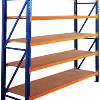 Metal Shelf Adjustable Easy Folding Fitted