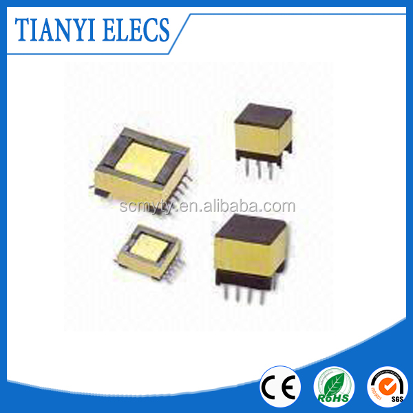 High Frequency PCB Transformer with Ferrite Core for PC, LCD, UPS, Switching Mode Power Supplies, TY004028