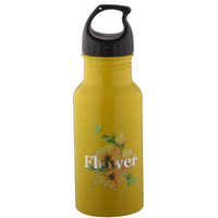 400/550/650ml Aluminum Sports drinking bottle bpa free