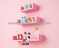 Fashion Floating Children Cube Wall Storage Shelves Display Holder for CD DVD Book
