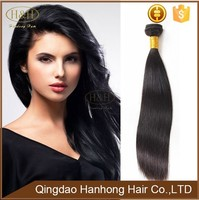 Unprocessed High Quality 100% Brazilian Human Hair Extension Sew In Weave