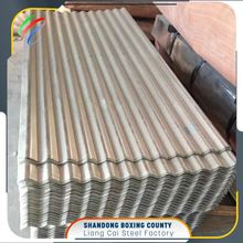 Galvanized steel corrugated sheet for civil construction