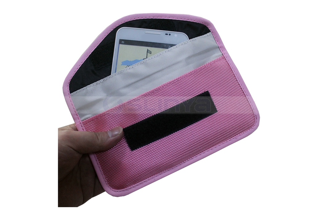 Colorful Handing Hand Case For Mobile Phone Oxford Cloth Pouch Radiation protect Bag For Pregnant Women