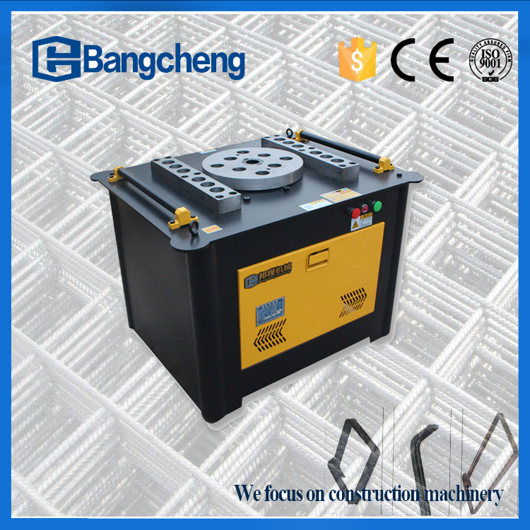Reinforce steel bar bender 380VAC steel bar bending machine Round Rebar bender machine