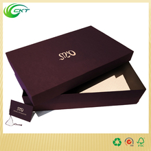 2016 luxury T-shirt packaging gift box printing, wholesale shipping paper cloths boxes for sale in China
