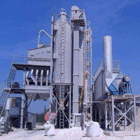 Road Construction Mobile Hot Mix Asphalt Plant for Export--Hot YLB1500