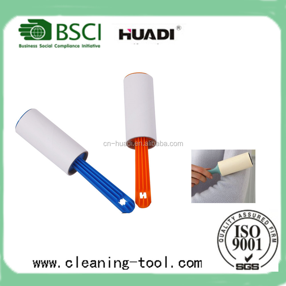 Lint Roller With Plastic Handle Total 30 Sheets Sticky Lint Roller HD6806