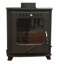 steel plate wood stove, multi-fuel woodburning stove, cheap stove