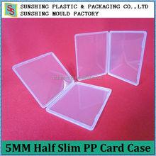 Gifts PP Card Case Half Slim Size Wholesales