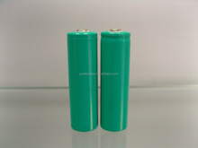 factory directly sale high power 1.2v 700mah 2/3AA nimh rechargeable battery