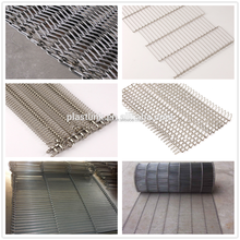 Stainless steel wire mesh crimped mesh screen Customized size