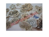 Garment Ceramic Finished Buttons