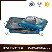 High Quality modern buffet stainless steel food warmer