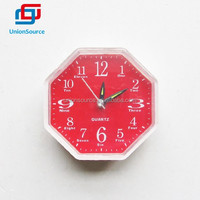 12'' Inch Round Shape home goods digital Wall Clock