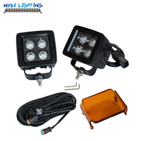 Automobile Spot Flood 12W Car Led