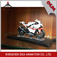 Best price OEM 1:24 model motorcycle for home decoration