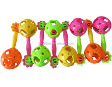 High Quantity Plastic Toys, Educational Toys Baby RattleToys .