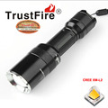 TrustFire Z6 1xCREE XM-L2 1000lm 5-Mode Zoomable LED Flashlight (1x18650)