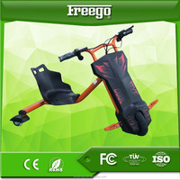 Freego Electric Drifting Scooter for kids ,three wheel motorcycle scooter