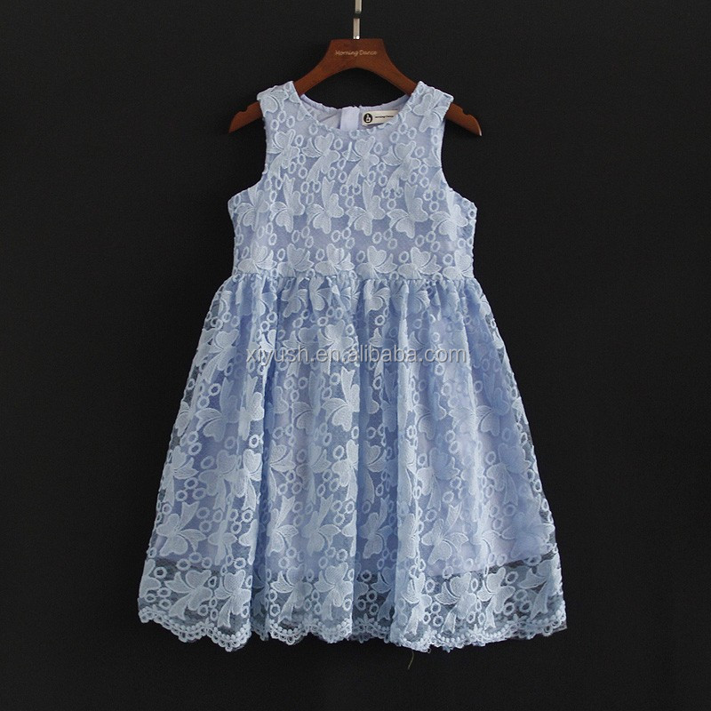 Most popular kids party wear handmade dresses for girls