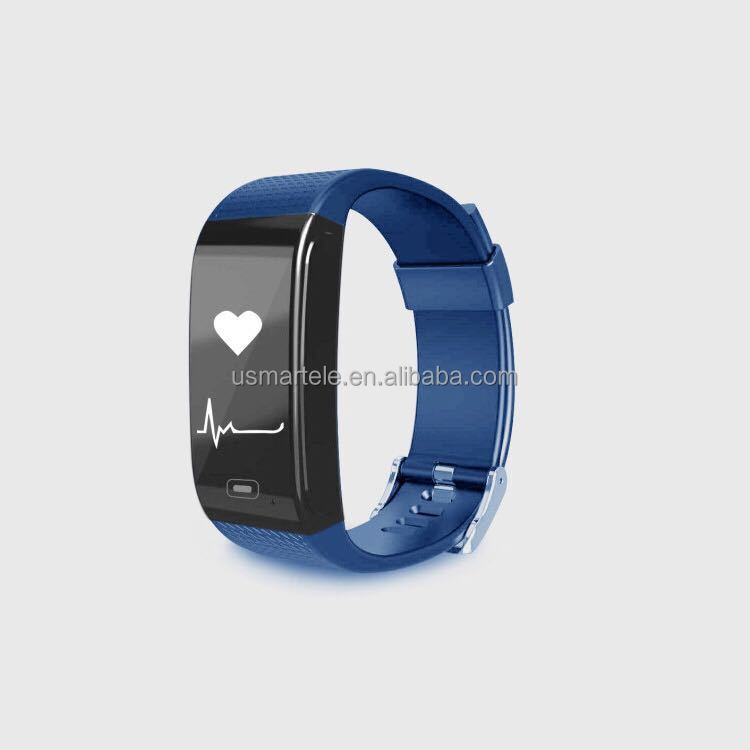 original xiaomi mi band 2 new hot blue oled smart bracelet whole sale factory price for fitness actively tracker ECG bracelet