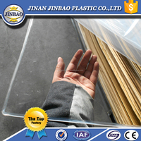 Heat resistant solid surface cast clear perspex sheet acrylic price