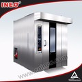 Electric 32 Trays Automatic commercial gas oven for bakeries