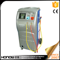 auto ac recycling and vacuuming recharging unit