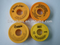 ptfe tape teflone tape for water gas pipe high quality
