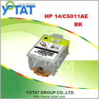 remanufacutred ink cartridge for HP 14