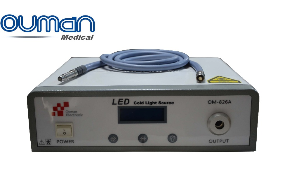 Surgical Equipment LED Light Source for Endoscope
