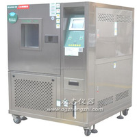 new type temperature humidity climate test apparatus with touch screen controller