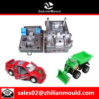 Plastic Toys Car Mould Injection