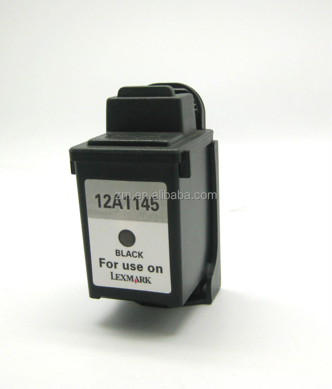 Compatible for Lexmark1145 Wholesale for For lexmark 12A1145 Ink Cartridge (Super Quality)