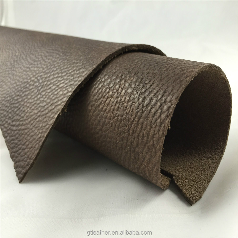 Real cow leather for sofa
