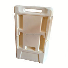 Golden supplier eco-friendly custom painting abs luggage prototype maker