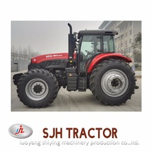 Advanced new design 180hp cheap price wheeled tractor SJH1804