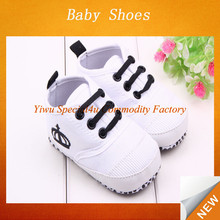 New soft design cute classic cheap baby shoes canvas toddler shoes SYBS-267