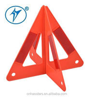 high quality cheap price reflective safety warning triangle